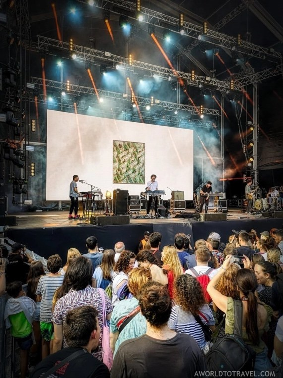 First Breath After Coma (2) - Vodafone Paredes de Coura music festival 2019 - A World to Travel