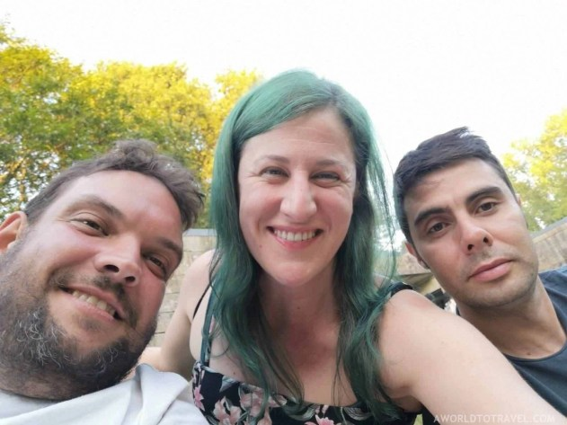 Friends and family (10) - Vodafone Paredes de Coura music festival 2019 - A World to Travel