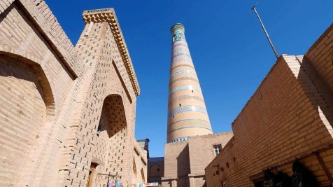 Khiva - Cities of Uzbekistan - A World to Travel
