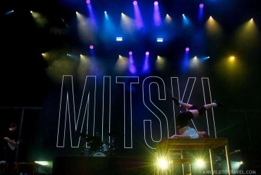 Mitski (2) - Vodafone Paredes de Coura music festival 2019 - A World to Travel