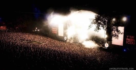 New Order (6) - Vodafone Paredes de Coura music festival 2019 - A World to Travel