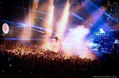 New Order (8) - Vodafone Paredes de Coura music festival 2019 - A World to Travel