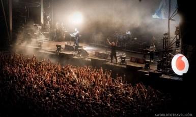 New Order (9) - Vodafone Paredes de Coura music festival 2019 - A World to Travel