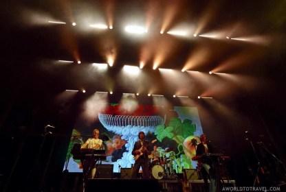 Parcels (1) - Vodafone Paredes de Coura music festival 2019 - A World to Travel