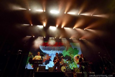 Parcels (1) - Vodafone Paredes de Coura music festival 2019 - A World to Travel