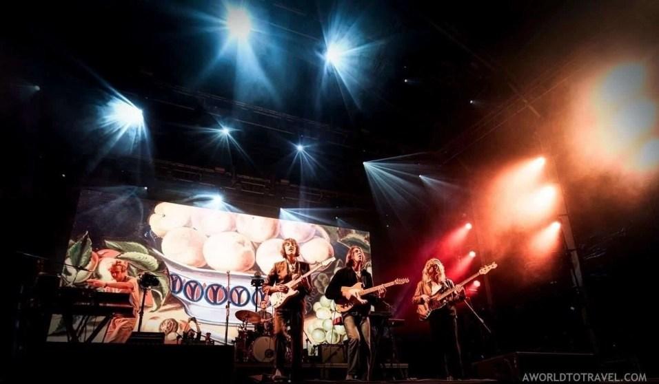 Parcels (3) - Vodafone Paredes de Coura music festival 2019 - A World to Travel