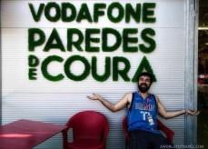 Press area - Vodafone Paredes de Coura music festival 2019 - A World to Travel