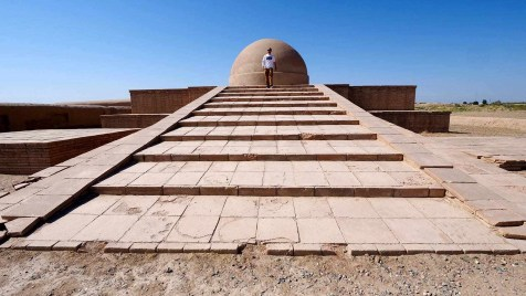 Termez - Places to visit in Uzbekistan - A World to Travel