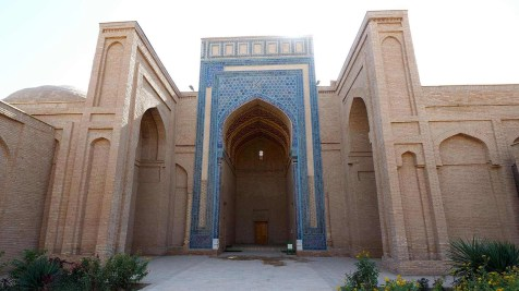 Termez - Uzbekistan travel trips - A World to Travel