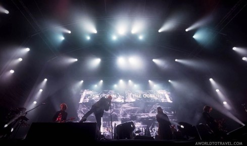 The National (2) - Vodafone Paredes de Coura music festival 2019 - A World to Travel