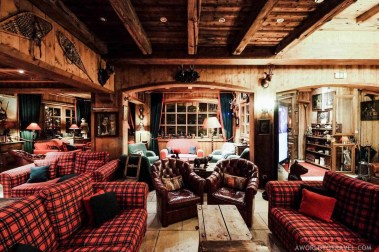 Hôtel Chalet Saint Georges in Megeve France - A World to Travel (2)