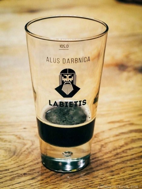 Labietis - Riga Beer District Tour - Latvia is fun - A World to Travel (2)