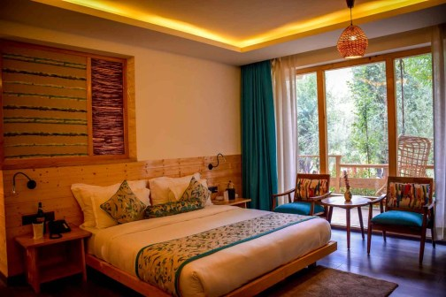 Room at Stone Hedge, Nubra Valley - Where to sleep in Nubra Valley