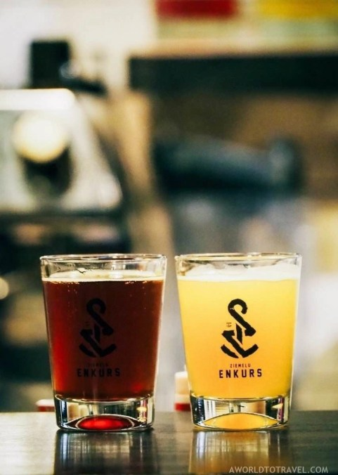 Ziemeļu Enkurs - Northern Anchor Brewing Co - Riga Beer District - A World to Travel (1)