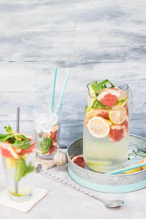 Lemon juice bar