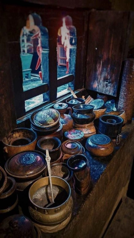 Traditional Buthanese Kitchen - Genyen Lam, Thimphu - Reasons for a Bhutan trip