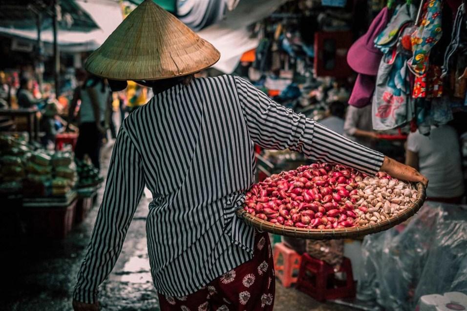 Dong Ba market, Thành phố Huế, Vietnam