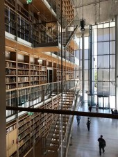 National library of greece - Athens sightseeing