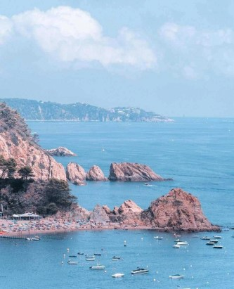 Tossa de Mar - Costa Brava 4 day itinerary