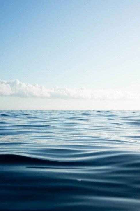 Calm sea in Mallorca