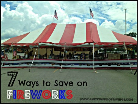 how to save on fireworks