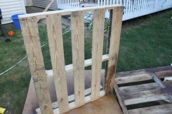 diy wood pallet