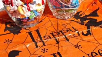 DIY Halloween Candy Jar
