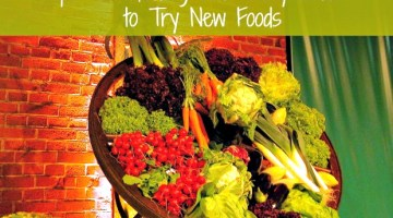 tips for picky eater to try new foods