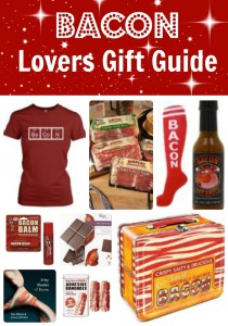 Gift Guide For The BACON Lover