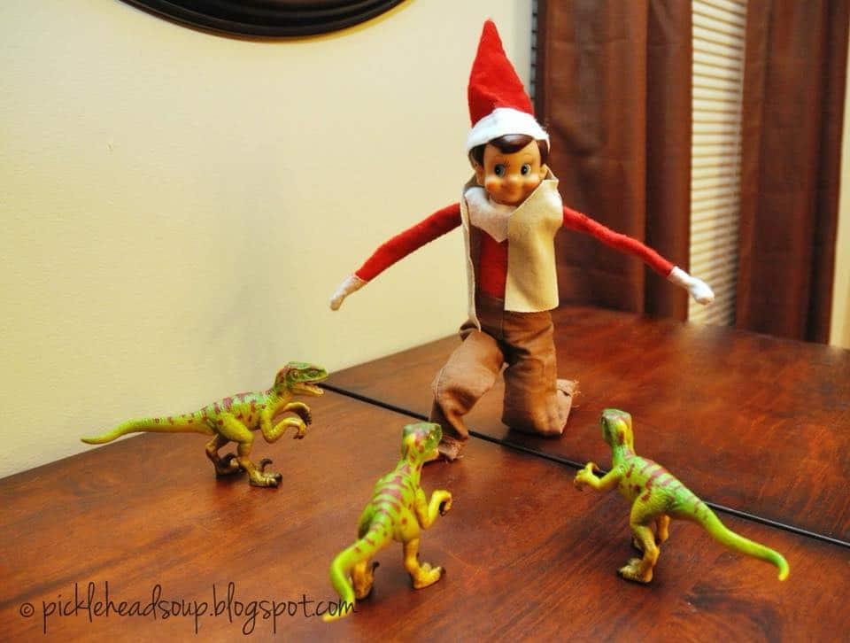 Jurassic Park Elf