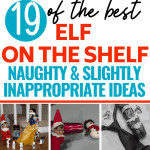 Top Elf on the Shelf ideas for adults