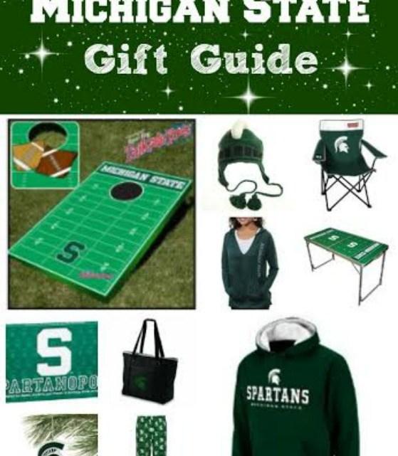 Michigan State Gift Guide