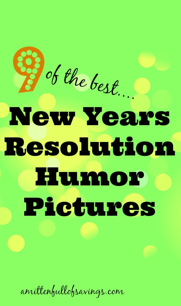new years resolution humor