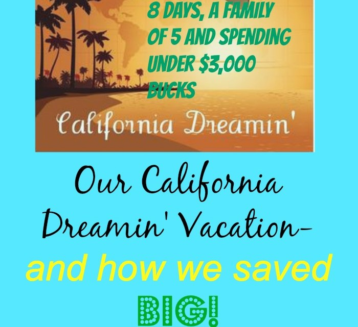 save on vacation, how to save for vacation with a family