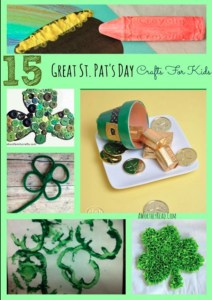 15 Great St. Pat's Crafts For Kids