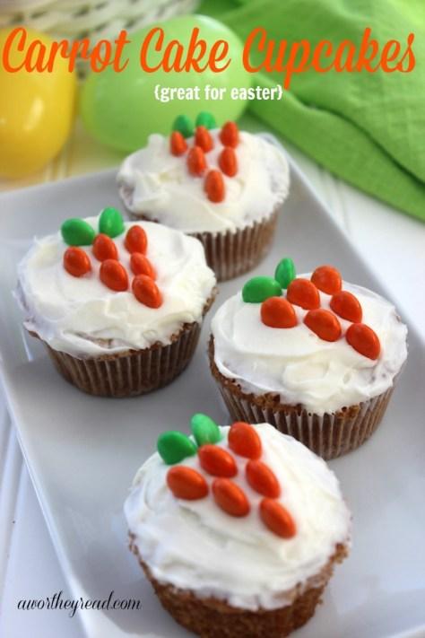 recipes for easter, cupcake recipes, creative easter recipes, desserts for easter