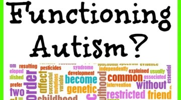 autism, high functioning, high functioning autism