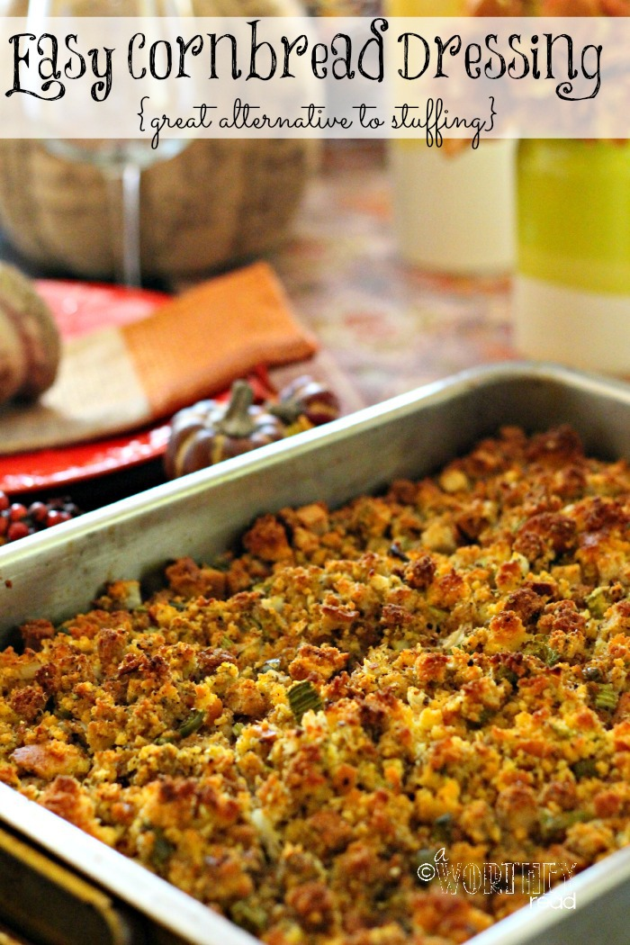 Recipe Corn Bread Dressing