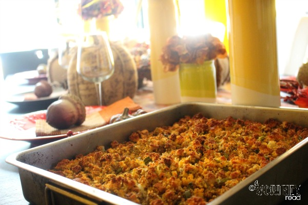 thanksgiving recipes, best stuffing recipes