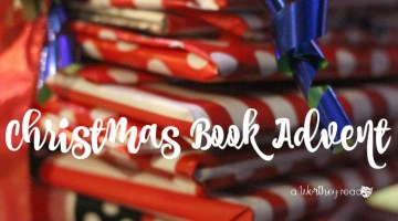 Great way to countdown to Christmas- Christmas Book Advent