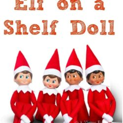 How to Clean Your Elf on a Shelf Doll