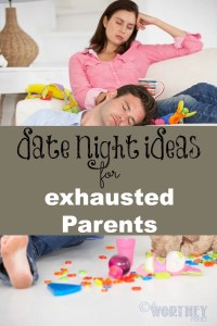 7 Date Night Ideas for Exhausted Parents