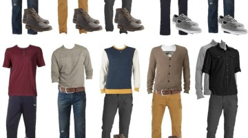 Men's Mix & Match Fashion Ideas