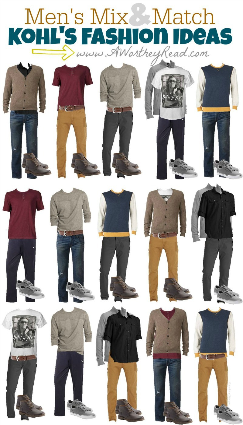 Men 39 S Mix Match Fashion Ideas