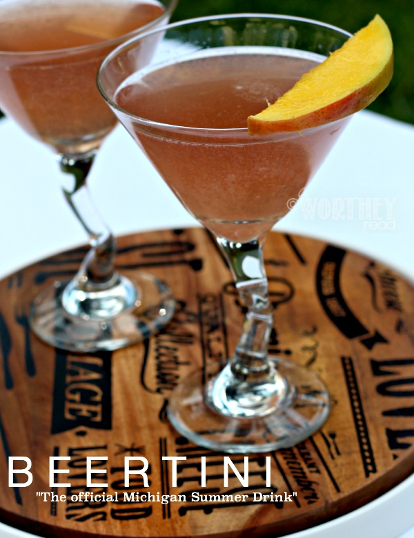 Take your Beer and Martini drink to the next level. Grab this perfect summer drink- Beertini perfect for girl's night out, but guys will love it too! A great unisex adult drink!