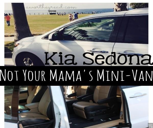 Kia Van 2015: Kia Sedona Not Your Mama's Mini-Van