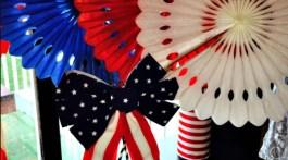 DIY Patriotic Centerpiece: Save on Summer Essentials with Dollar General