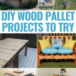 DIY Wood Pallet Projects To Try