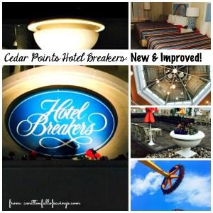 Cedar Point Hotel Breakers : New & Improved