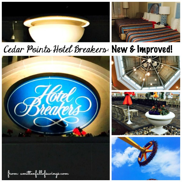 Cedar Point Hotel Breakers New and Improved